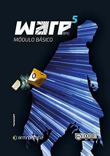 WARP 5 RPG: MÓDULO BÁSICO (Portuguese Edition) eBook: VanHeber ...