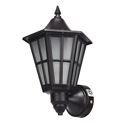 WhiteRay WR_WL_Hurricane Traditional Wall Light (Black)