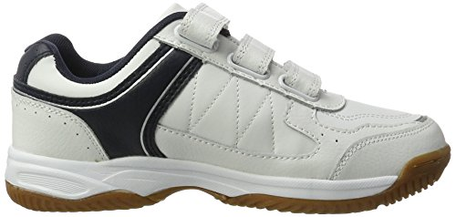 Conway 714976, Chaussures de Fitness Mixte Adulte Blanc (Weiss)