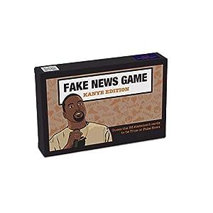 Bubblegum Stuff - Juego de Noticias Falsas - Edición Kanye