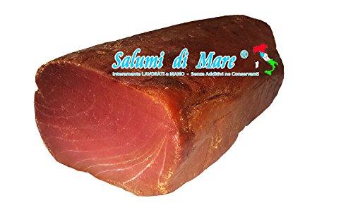 Bresaola di tonno stagionata oltre 5 mesi 1 kg