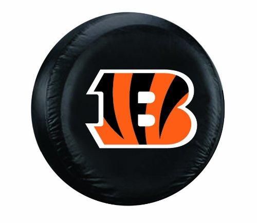 Fremont Die NFL Tire Cover, schwarz
