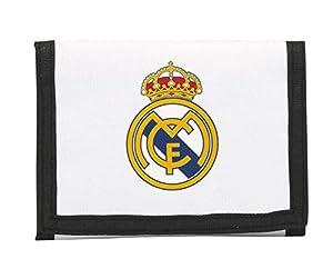 Real Madrid - Billetera, equipación 2017/2018 (SAFTA 811754036)