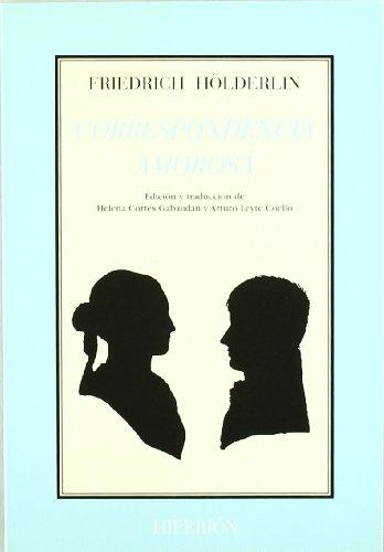 Correspondencia amorosa (Libros Hiperión)