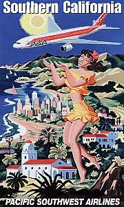 pacific-southwest-airline-southern-california-minicraft-collection-1000pc-puzzle-retro-vintage