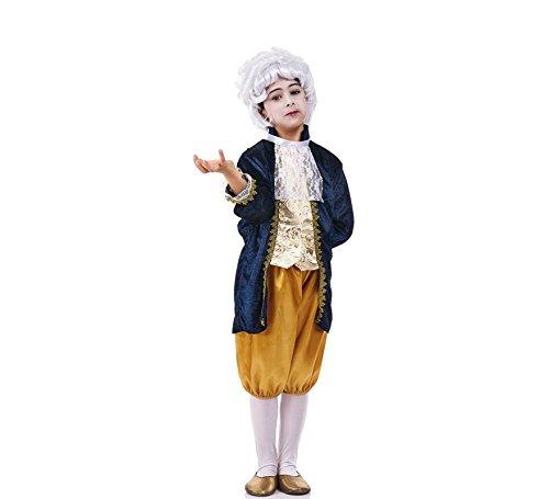 Kostüm von Louis XV Kinderspielplatz - Niño, de 10 a 12 años