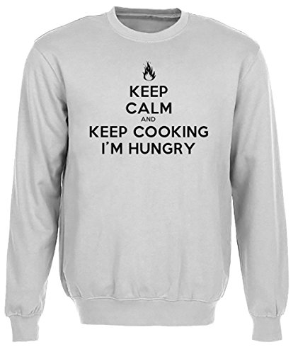 keep-calm-and-keep-cooking-im-hungry-gris-algodon-mujer-sudadera-sudaderas-jersey-pullover-grey-mens