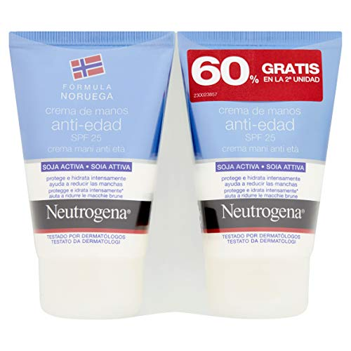 Neutrogena CREMA MANOS ANTI-AGING Pack 2 x 50ml