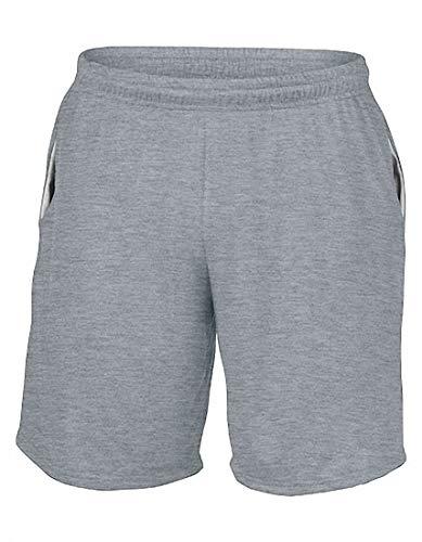 Gildan Performance® Short in Sport Grey Größe: L