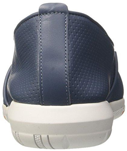 BATA 5140270, Mocassins (loafers) femme Bleu