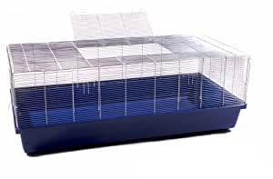 XXL Nagerkäfig PARADIES auf 1,20m Mäuse Hamster Ratte mit einem Gitterabstand von ca. 6mm