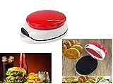Kriya Enterprises DIY Homemade Burger Press with Adjustable Thickness/ABS Adjustable Hand Held Hamburger
