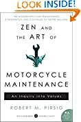 #2: Zen and the Art of Motorcycle Maintenance: An Inquiry Into Values