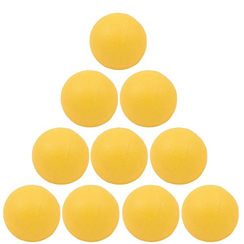 10x Cawila Schlagball, Wurfball aus Gummi, 80g oder 200g (80g)