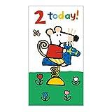 My Friend Maisy - Age 2 Birthday Card