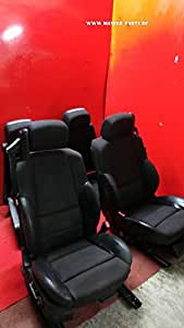 bmw e46 cabrio lederausstattung ledersitze sitze teilleder sitzmemory schwarz auto. Black Bedroom Furniture Sets. Home Design Ideas