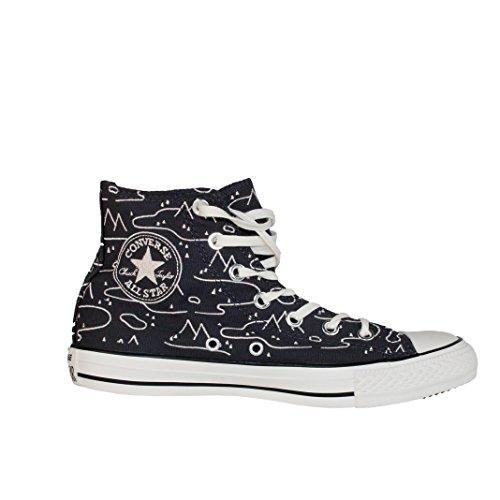 Converse - Converse CTAS Hi 151252C Storm Wind/Parchment/Egret Chuck All Star HI Schuhe Parchment/Egret