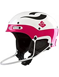 Sweet Protection Trooper SL White Rosa 17/18, Weiß