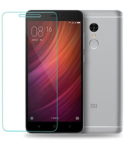 ELVISH ALL SOLUTION GALLERY Tempered Glass Screen Protector For Xiaomi Redmi Note 4 / mi note 4 / redmi note4 / mi note4 / Tempered Glass
