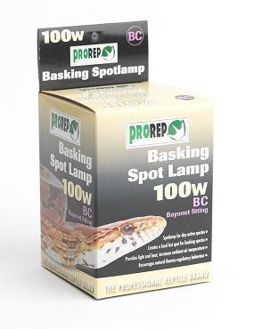 ProRep BC Basking Spotlamp, 100 Watt