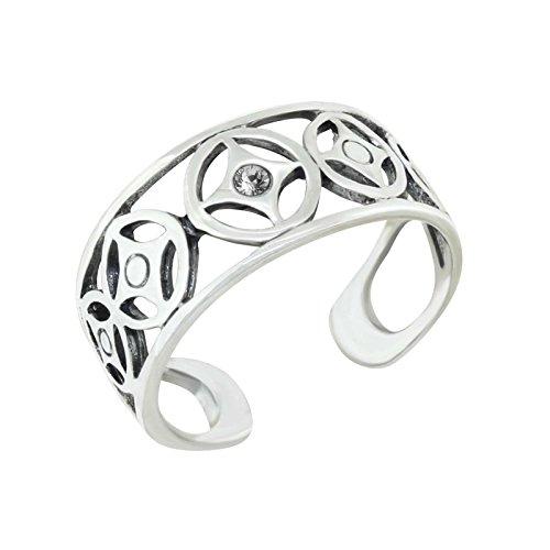 sl-collection-anillo-para-dedos-de-los-pies-cristal-en-forma-de-orbita-blanco-chapado-con-laton