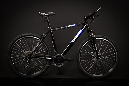 "27,5"" Zoll MTB Crosser MIFA Shimano 21 Gang Mountain Bike Scheibenbremsen Dekor"