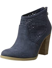 Xti Jeans Pu Ladies Ankle Boots ., Chaussures femme