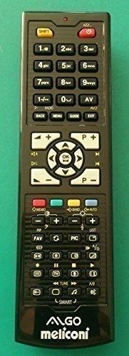 1886Fernbedienung von Notebook (nicht Original) Kompatibel mit allen Funktionen für Blaupunkt RM 18g 28, 185/28I, B 185FA 28H, B 185FA 28BK, B 32FA 49BK, BX 32l56bk, W 26T 189BBQ, NC w 32-103, BW 40i59, 3256J, W 32-173J, W 40-197J, Bla 23/1571, Bla 32/191