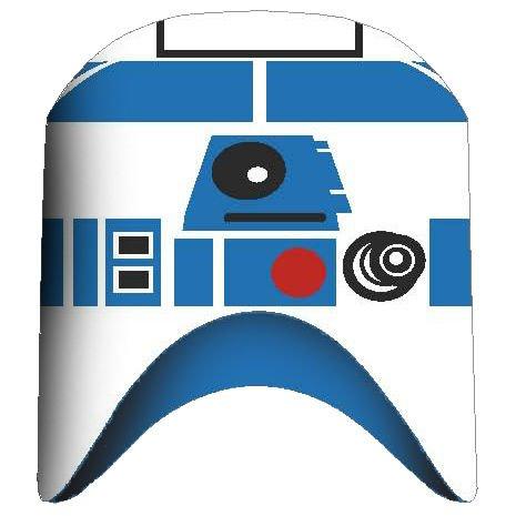 disney-star Wars Mütze von Charakter R2D2, sw92333