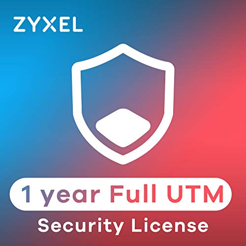ZyXEL UTM Licenza, 1 Anno Content Filtering, Anti-Spam, Anti-Virus Bitdefender Signature, IDP per ZyWALL 110 e USG110[LIC-BUN-ZZ0048F]