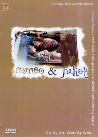 Romeo And Juliet - G.C.S.E. Video Revision Notes - Act By Act / Scene By Scene [UK Import]