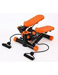 HHORD Machines Steppers exercice pied Machine Twist Mini Stepper forme électronique mute pour envoyer la corde pour perdre la maison de poids gymnase