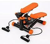 HHORD Steppers Máquinas de ejercicios del pie de la torcedura Mini de pasos formato electrónico de silencio para enviar la cuerda para bajar de peso gimnasio en casa
