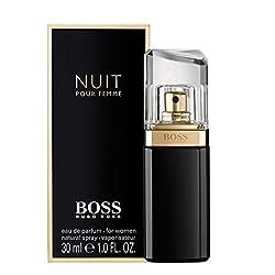 Hugo Boss Nuit Eau De Parfums Spray For Women, 1 Ounce