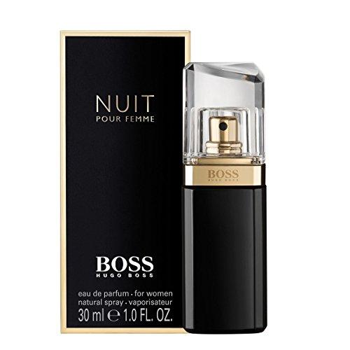 Hugo Boss Nuit femme / woman, Eau de Parfum, Vaporisateur / Spray...