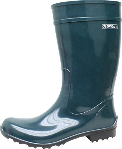 BOCKSTIEGEL® LUISA - Stivali di Gomma alla Moda | Donna | Taglie: 36-42 DK-Green/Black