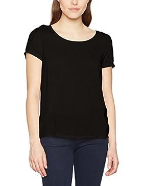 ONLY Damen T-Shirt Onlfirst Ss Top Noos Wvn