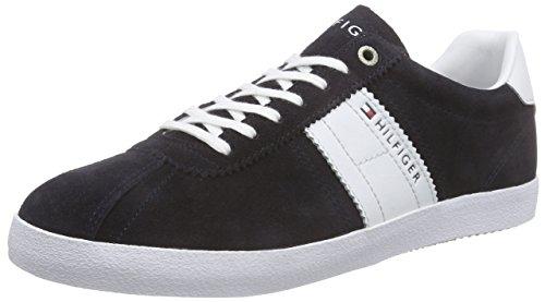Tommy Hilfiger P2285layoff 1b Herren Sneakers Blau (MIDNIGHT 403)