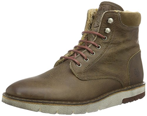 Marc O'Polo Bootie - Baskets Homme Marron - Braun (Taupe 717)