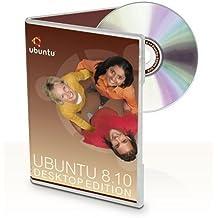 """Ubuntu & Kubuntu Linux 8.10 """"Intrepid Ibex"""" (beide Systeme als Live- und Installations-Version auf Doppel-DVD)"""