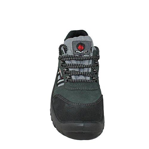 Aimont bora evol s1P sRC chaussures de travail chaussures chaussures berufsschuhe businessschuhe plat vert Vert