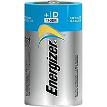 Energizer–Lote de 6blísteres de 2pilas Advanced LR20D