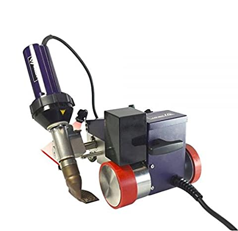Foiler ETL 30mm Width Automatic Plastic Hot Air Overlap Welder