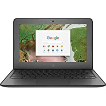 "HP Chromebook 11 G6 EE 11.6"" Touchscreen LCD Chromebook - Intel Celeron N3350 Dual-core (2 Core) 1.10 GHz - 4 GB LPDDR4-32 GB Flash Memory - Chrome OS - 1366 X 768 - BrightView, In-Plane Switch"
