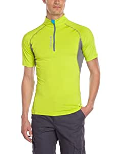 Lafuma Skyrace Tzip T-Shirt homme Acid Green FR : 38 (Taille Fabricant : S)