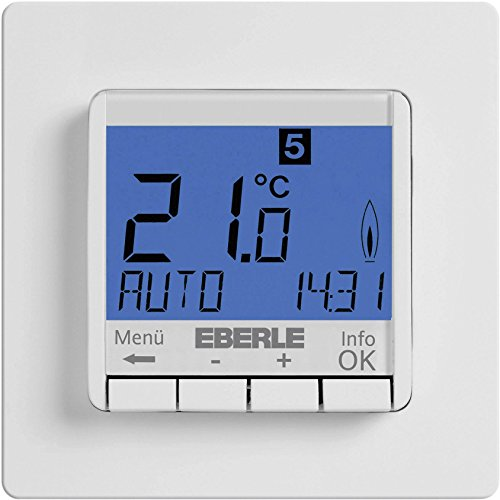 Eberle Uhrenthermostat FIT - 3R
