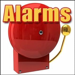 Clock, Alarm - Digital Clock Radio Alarm Beeping, Alarms, Comic Noisemakers, Household Furniture, Clocks & Timers, Authentic Sound Effects