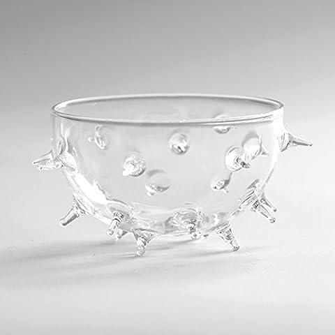 Coupelle en verre, Oursin Bowl - grand