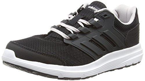 adidas Damen Galaxy 4 Traillaufschuhe, Schwarz (Negbás/Carbon/Purhie 000), 40 EU (Damen-fitness-studio Adidas)