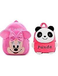 3de647464ca1 Frantic Velvet Kids School Nursery Picnic Carry Travelling Bag - 2 to